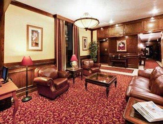 Hotel Oklahoma City North: Lobby