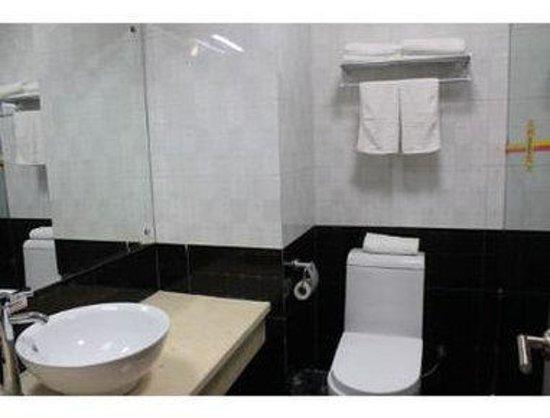 Super 8 Hotel Linyi Bus Terminal : Bathroom