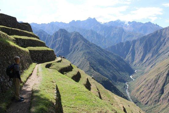 Llama Path: Inca Trail
