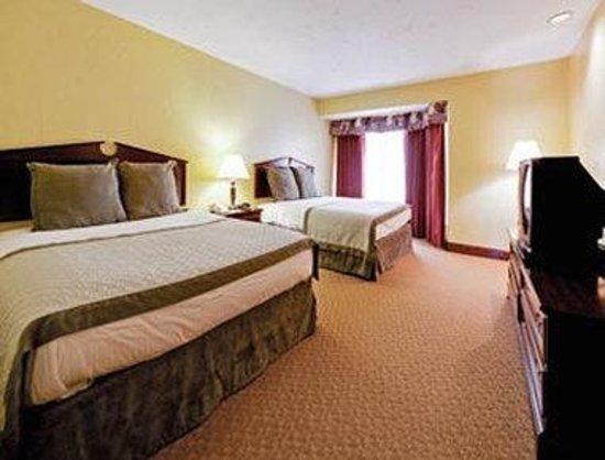 Hotel Oklahoma City North: 2 Queen Bed Room