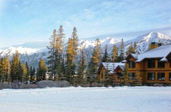 WorldMark Canmore-Banff : Exterior View