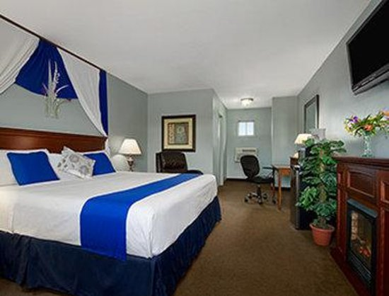 Lindsay, Kanada: Standard One King Bed Room