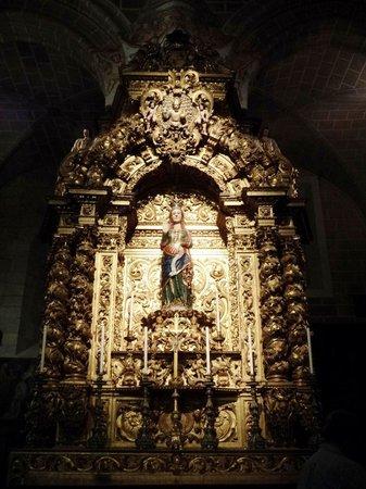 Sé Catedral de Évora : Nossa Senhora do Ó