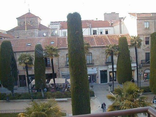 Salamanca Suite Studios: Plaza de la libertad. ¡Buen nombre!