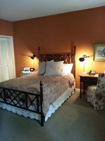 Talbot Heirs Guesthouse: Bedroom
