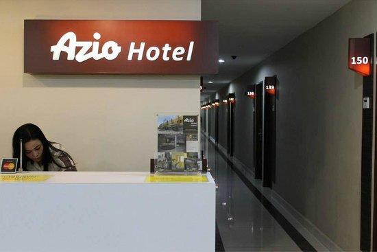 Azio Hotel: Lobby