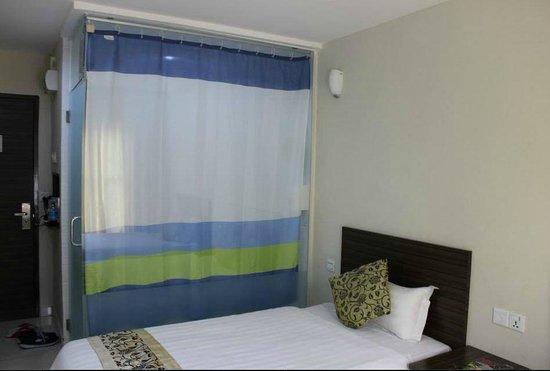 Azio Hotel: Hotel room