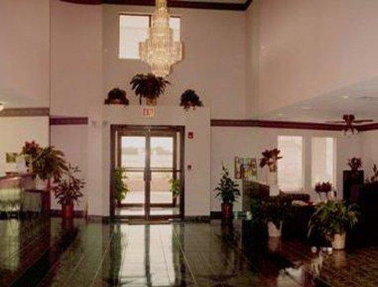 Days Inn El Campo, TX: Lobby