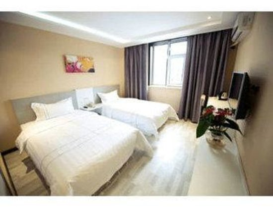 Super 8 Hotel Shenyang Gu Gong: Twin Bed Room