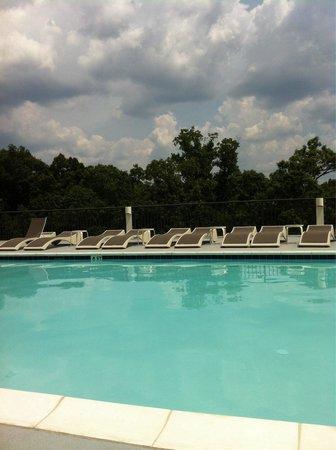 Hyatt Regency Atlanta Perimeter at Villa Christina: Feels like a secluded resort!