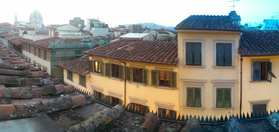 Relais Santa Croce: View from room 305