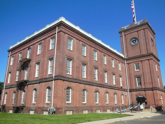 ‪Springfield Armory National Historic Site‬