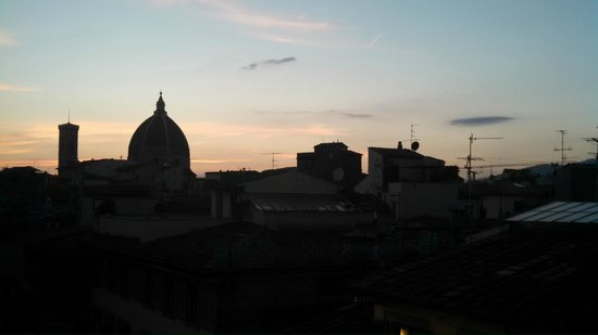 Relais Santa Croce : View from room 305