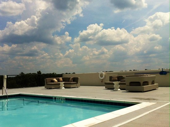Hyatt Regency Atlanta Perimeter at Villa Christina: Little oasis in the city!