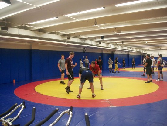 Wrestling - Picture of Olympic Training Center, Colorado Springs