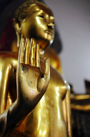 Temple du Bouddha Couché (Wat Pho) : Wat Pho, Temple of the Golden Reclining Buddha