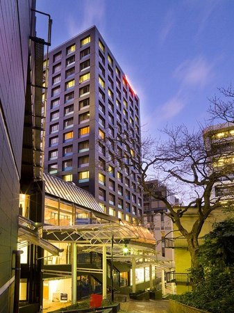 Travelodge Hotel Wellington: Travelodge Wellington