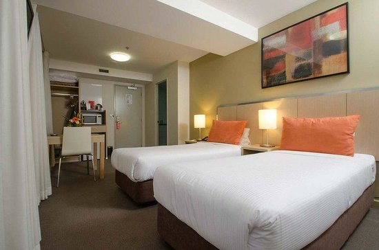 Travelodge Hotel Wellington: Twin Room