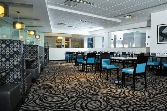 The Grand Winnipeg Airport Hotel: Blue Marble Dining