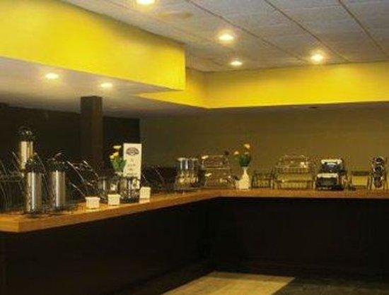Econo Lodge: Breakfast Setup