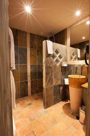 Hôtel Spa Le Saint Cirq : bathroom