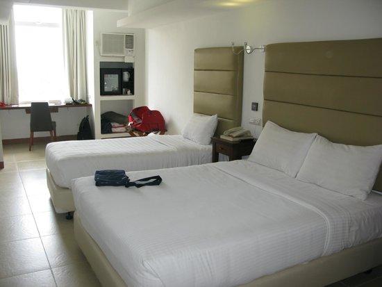 Wellcome Hotel: 房間