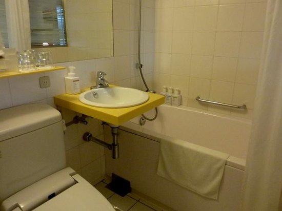 Oriental Hotel Hiroshima: 浴室