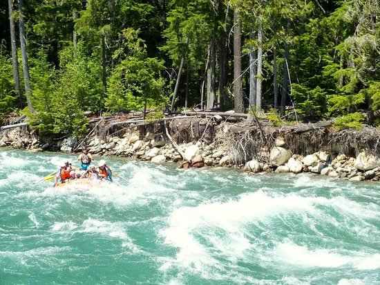 Lardeau River Adventures: Plenty of Action and Wet & Wild Fun