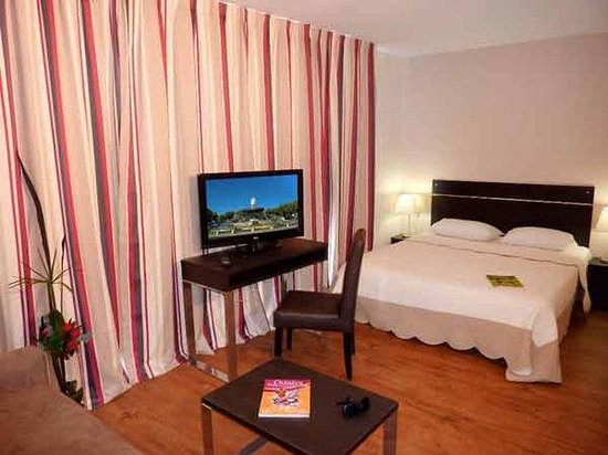 Appart'Hotel Floridianes: room1