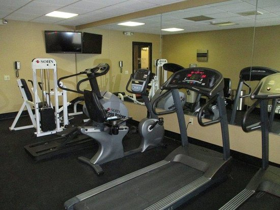 BEST WESTERN PLUS Peoria: Fitness Room