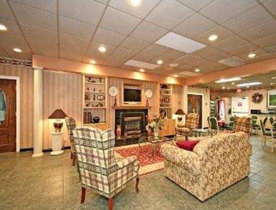 Greensboro East Motel: Lobby