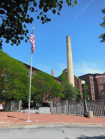 Lowell National Historical Park: Lowell Mill