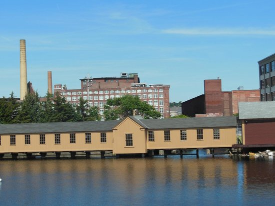 Lowell National Historical Park: Mill Water Works