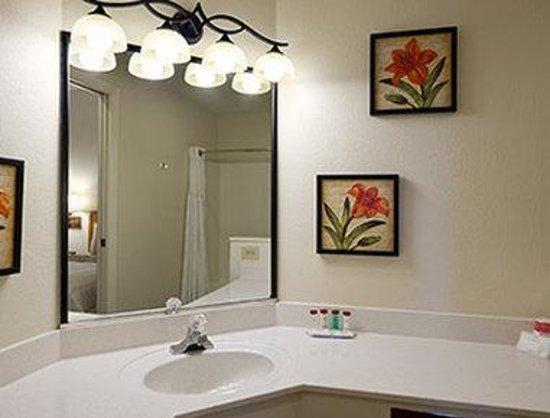 Ramada Kissimmee Downtown Hotel: Bathroom