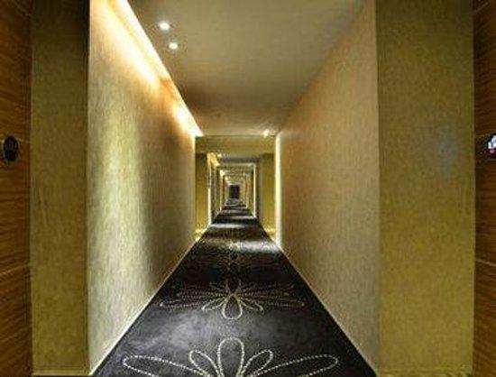 Super 8 Foshan Dalicheng South 1st Road : Hallway