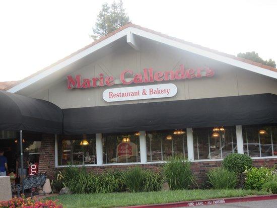Marie Callender's: Marie Callendar's - Good Pies, Sunnyvale, CA