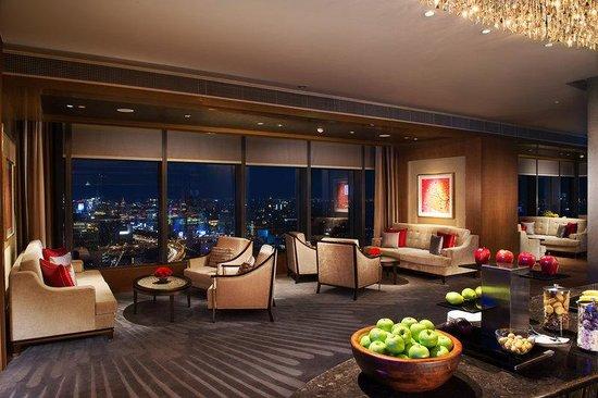 上海靜安香格里拉大酒店