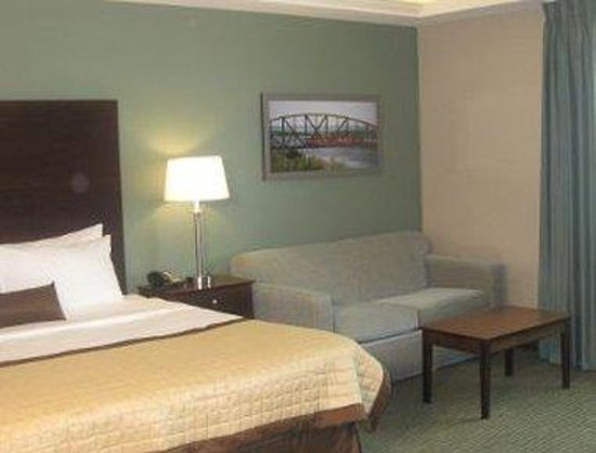 Baymont Inn & Suites Bellevue: 1 King Bed Room with Sofa