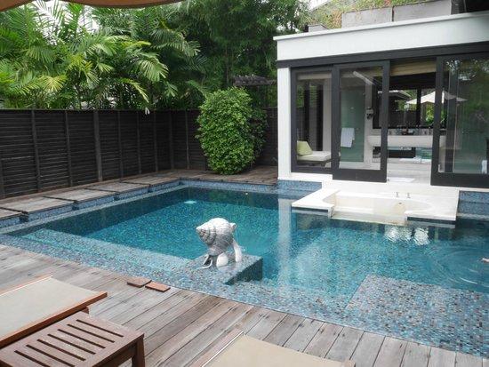 Anantara Mai Khao Phuket Villas : another private pool