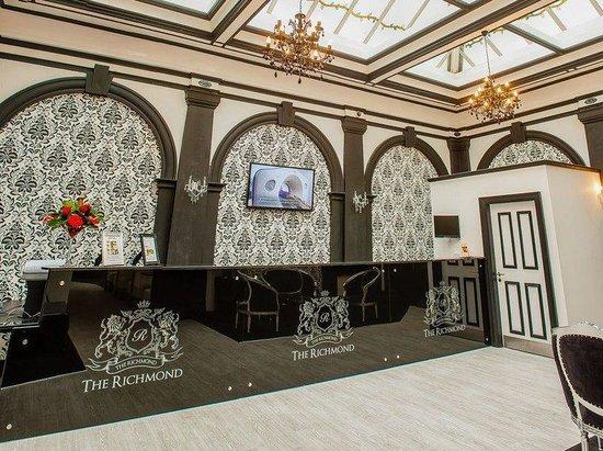 The Richmond: Reception Area