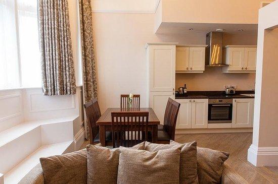 The Richmond: Rooms