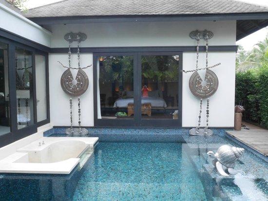 Anantara Mai Khao Phuket Villas: private pool