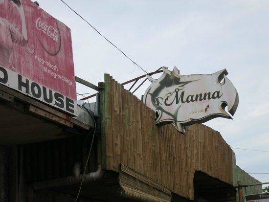 Marco Polo Plaza Cebu: Manna Seafood offer cheap and fresh seafood