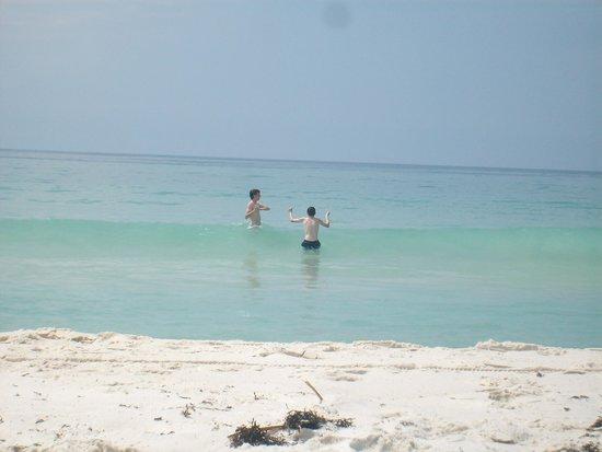 Pensacola Beach: beach