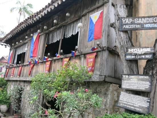 Marco Polo Plaza Cebu: Yap Ancestral house