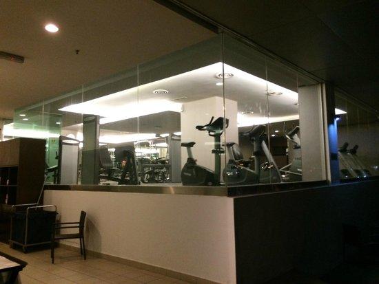 Furama Bukit Bintang: Gym