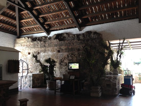Hotel Museo Spa Casa Santo Domingo: Lobby