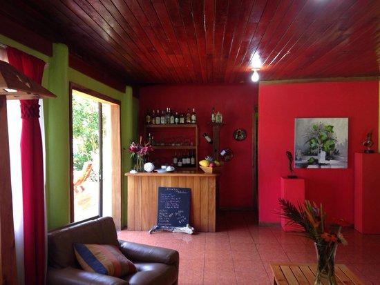 Casa Batsu : The bar