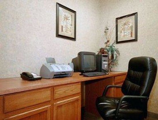 Days Inn Suites San Antonio North/Stone Oak: Business Center