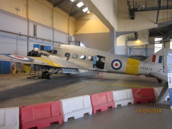 Classic Air Force: Rare Avro Anson